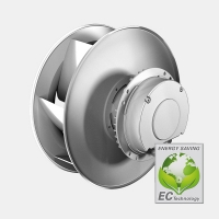 Free running impellers with EC-drives ; Type: GKHR